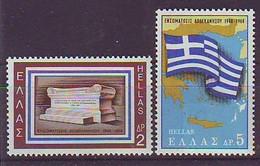 GREECE 984-985,unused - Unused Stamps