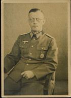 WW II Postkarte : Deutscher Soldat In Uniform. Ungebraucht. - Covers & Documents
