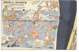 Jeux Et Sports - Umoristiche