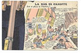 La Rue De Chauffe - Umoristiche