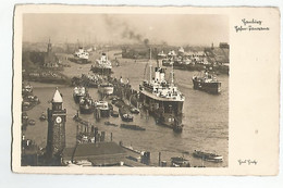Hamburg Hafen Panorama - Da Identificare