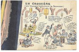 En Croisière - Umoristiche