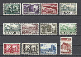 SARRE. YT   N° 306/315  Neuf **   1952 - Nuevos