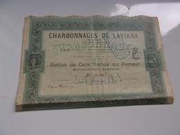 CHARBONNAGES DE LAVIANA - Unclassified