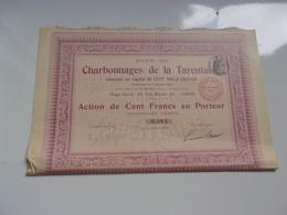 CHARBONNAGES DE LA TARENTAISE - Unclassified