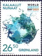 GROENLAND 2021 Oceaandag PF-MNH - Nuevos
