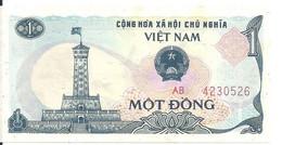 VIET NAM 1 DONG 1985 UNC P 90 - Vietnam