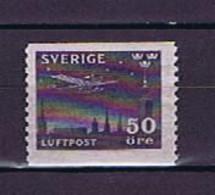 Schweden, Sweden 1930: Michel-Nr. 214** Postfrisch, Mnh - Nuevos