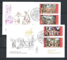 2001 - FDC (VENETIA N. ° 330) (1852) - FDC