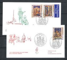 2001 - FDC (VENETIA N. ° 331) (1853) - FDC