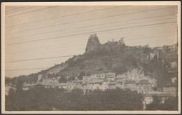 Unidentified Château, Rhone Valley, C.1920 - K Ltd RP Postcard - Da Identificare