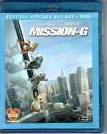 Mission G Edition Spéciale Blu-Ray +Dvd - Animation
