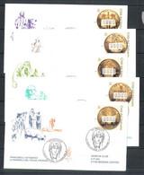 2001 - FDC (VENETIA N. ° 335) (1858) - FDC