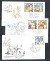 2001 - FDC (VENETIA N. ° 336) (1859) - FDC