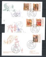 2001 - FDC (VENETIA N. ° 338) (1860) - FDC