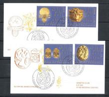 2001 - FDC (VENETIA N. ° 339) (1861) - FDC