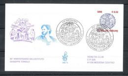 2001 - FDC (VENETIA N. ° 340) (1873) - FDC
