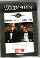 Crimes Et Délits   Dvd Sous Blister  ( WOODY ALLEN) - Classic
