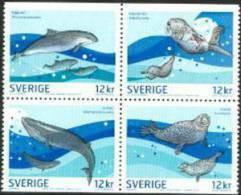 Zweden 2010 Zeedieren PF-MNH-NEUF - Nuevos
