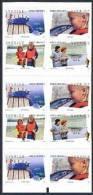 ZWEDEN 2007 Postzegelboekje Hengelsport PF-MNH-NEUF - 1981-..