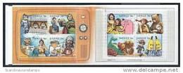 ZWEDEN 2006 Postzegelboekje TV In Zweden PF-MNH-NEUF - 1981-..