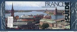 France Pochette Emission Commune 1994 France-Suède Sous Blister - Gemeinschaftsausgaben