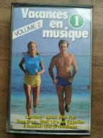 Vacances En Musique/ Cassette Audio-K7 - Audio Tapes