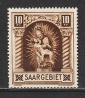 Saar MiNr. 103 II *     (sab19) - Nuevos