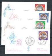 2002 - FDC (VENETIA N. ° 343) (1863) - FDC