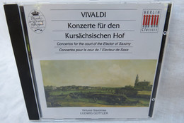 """CD """"Vivaldi"""" Konzerte Für Den Kursächsischen Hof"""" Ludwig Güttler - Classica"""