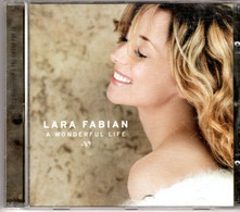 CD Lara FABIAN A Wonderful Life - Other - French Music
