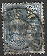 FRANCE    -   1900 .  Y&T N° 118 Oblitéré. - 1900-02 Mouchon