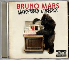 CD Bruno Mars Unorthodox Jukebox - Disco & Pop