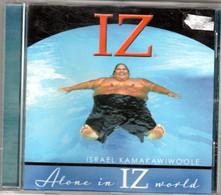 CD ISRAEL KAMAKAWIWO'OLE Alone In IZ World - Other - English Music