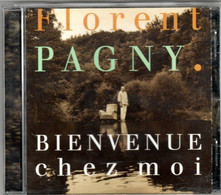 CD Florent PAGNY Bienvenue Chez Moi - Other - French Music