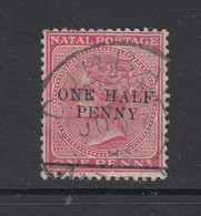 Natal, Scott 72 (SG 104), Used - Natal (1857-1909)
