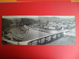 CPA 1915 CAHORS Lot - Vue Générale Aerienne - Ouest - Rivière Lot - - Cahors