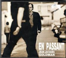 CD Jean Jacques GOLDMANN En Passant - Other - French Music