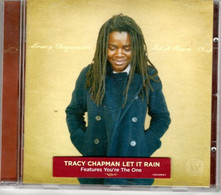 CD TRACY CHAPMAN Let It Rain - Other - English Music