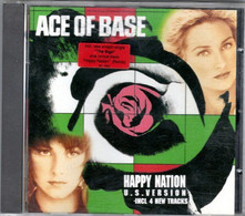 CD ACE OF BASE Happy Nation - Other - English Music