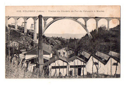 Pelussin Viaduc Du Chemin De Ferl - Pelussin