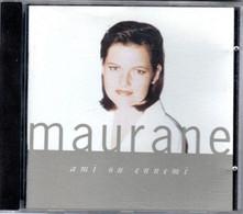 CD MAURANE Ami Ou Ennemi - Other - French Music