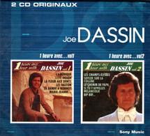 CD Joe DASSIN Coffret 2Cds - Other - French Music