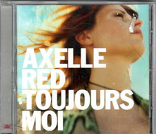 CD AXELLE RED Toujours Moi - Other - French Music