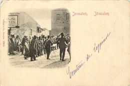 ISRAEL  JERUSALEM - Israel