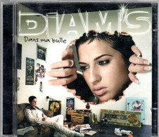 CD DIAM'S Dans Ma Bulle - Other - French Music