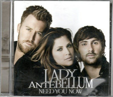 CD Lady ANTEBELLUM Need You Now - Other - English Music
