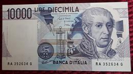 Diecimila Lire Volta  19/09/1984 - 10000 Lire