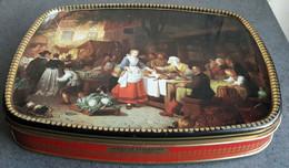 Belle Ancienne Boîte De Collection Côte D'Or - Scatole/Bauli