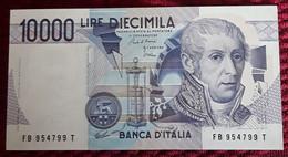 Diecimila Lire Volta  28/10/1985 - 10000 Lire